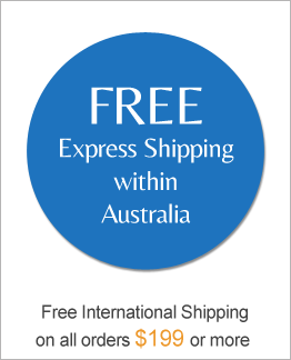 Free Express Shipping within Australia
