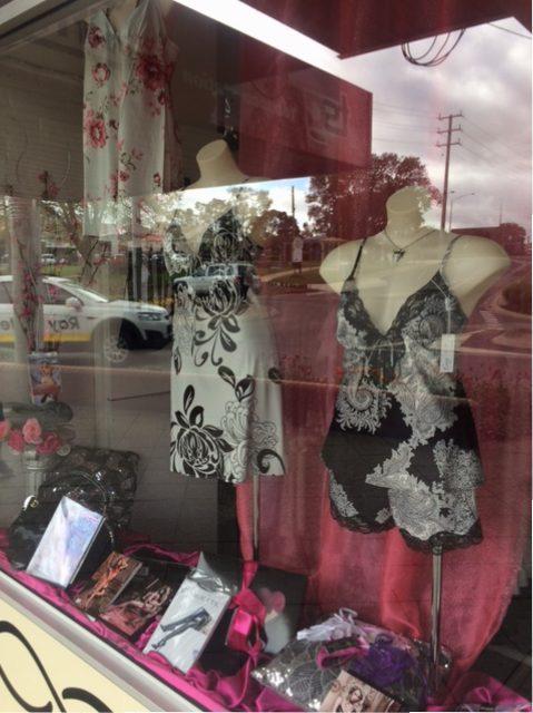 Envy Nightwear Australia retail shops