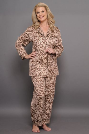 Rapture pyjamas front