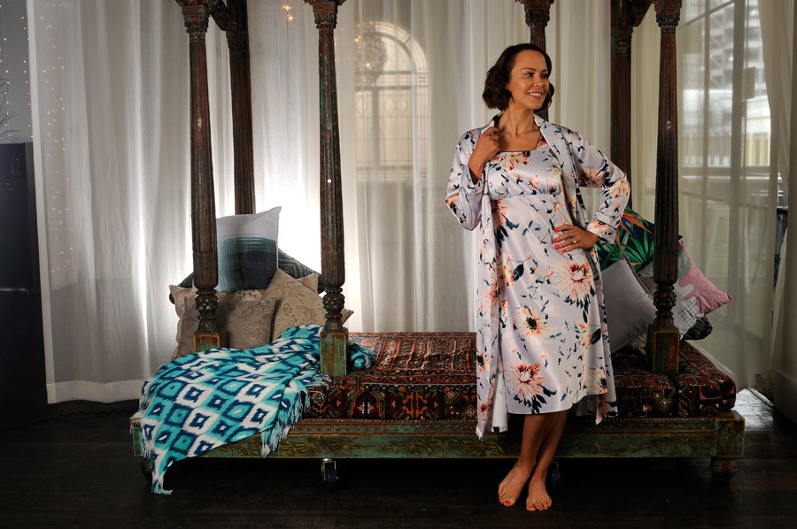 Australian Sleepwear trends for 2019 will feature wallpaper, geometric shapes and floral designs