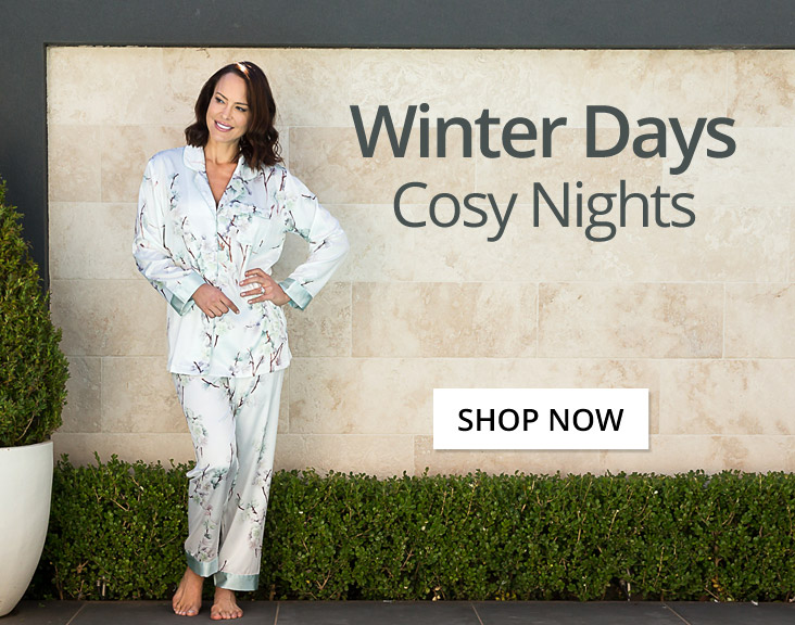 winter days, cosy nights. shop now