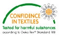 tested for harmful substances logo