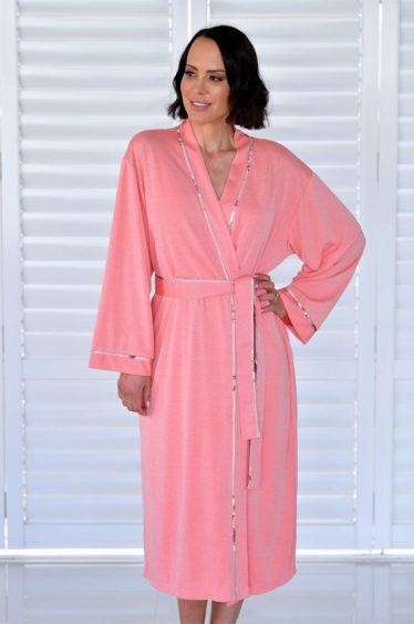 Coco Long Modal Robe