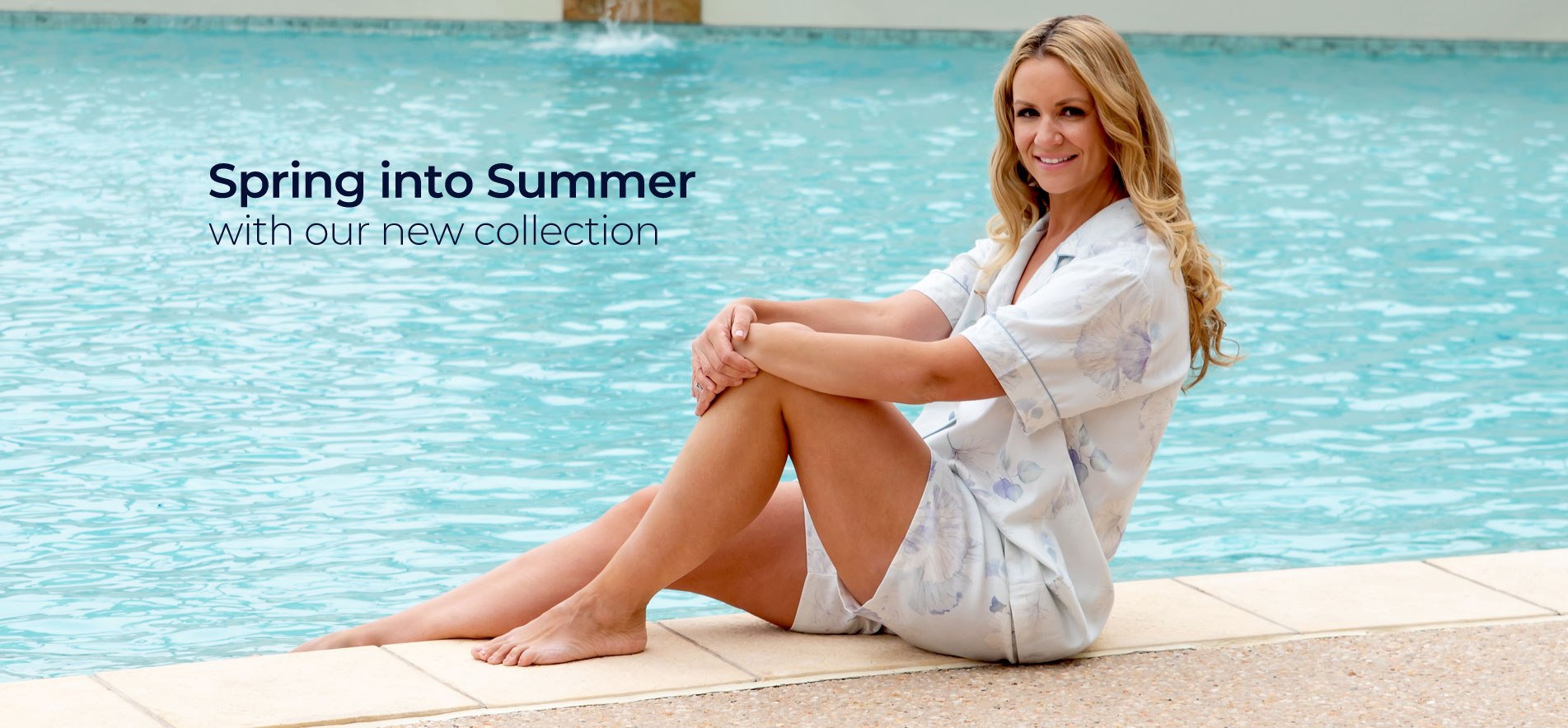 spring into summer with our new collection